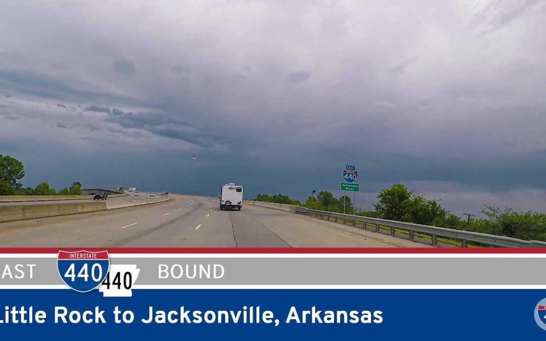Interstate 440 – Little Rock to Jacksonville – Arkansas