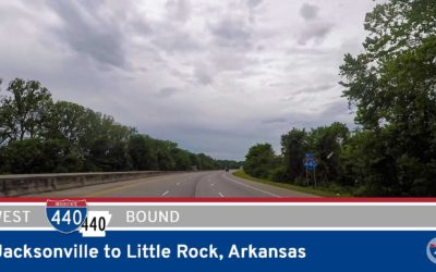 Interstate 440 – Jacksonville to Little Rock – Arkansas