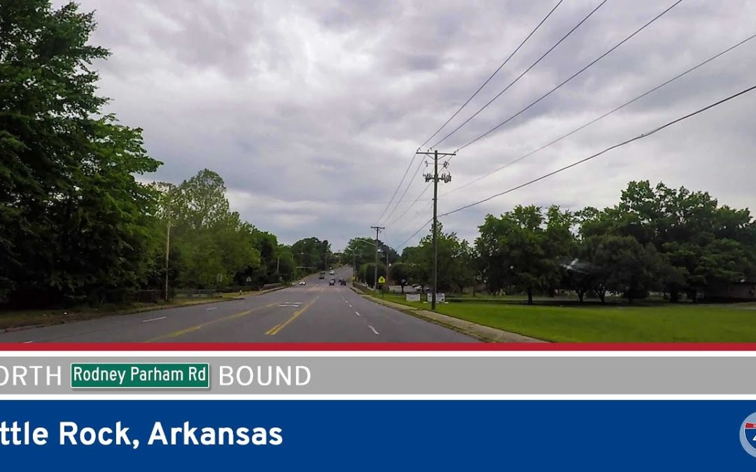 Rodney Parham Rd – Northbound – Little Rock Arkansas