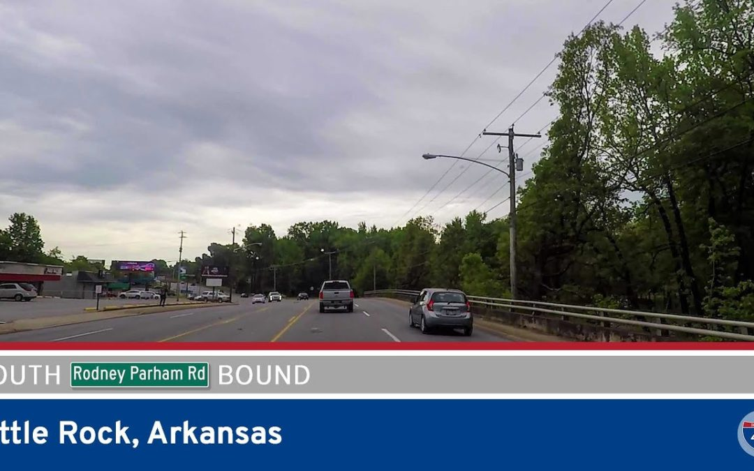 Rodney Parham Rd – Southbound – Little Rock Arkansas