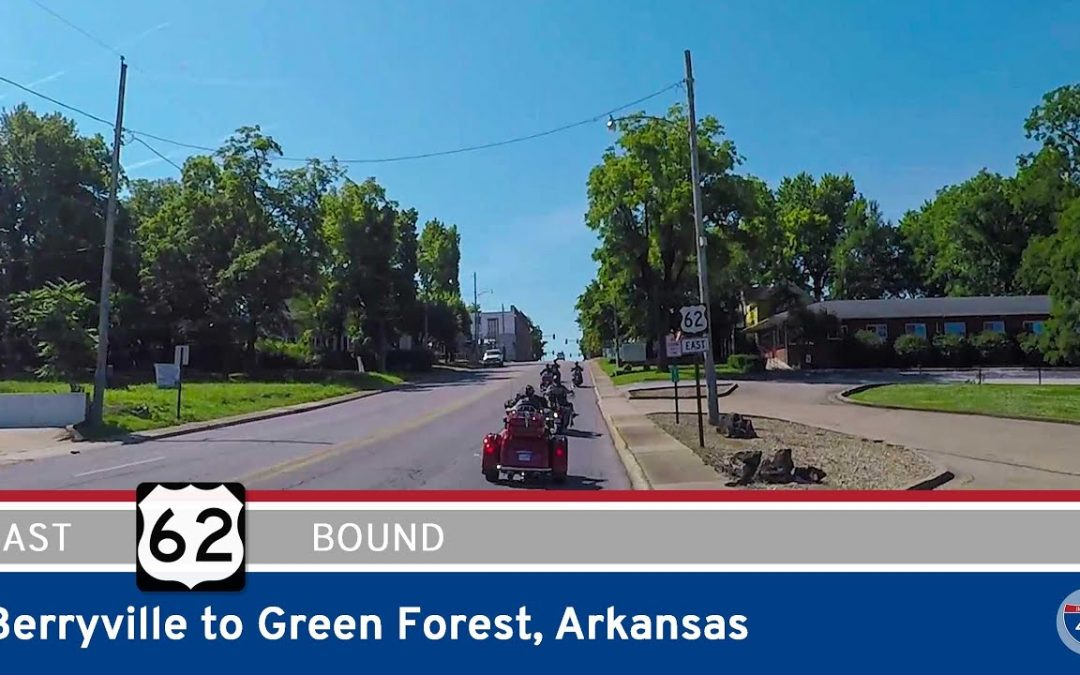 U.S. Highway 62 – Berryville to Green Forest – Arkansas