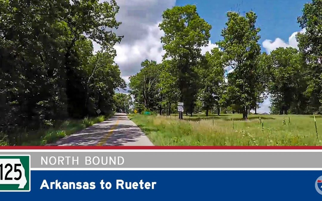 Missouri State Route 125 – Arkansas to Rueter