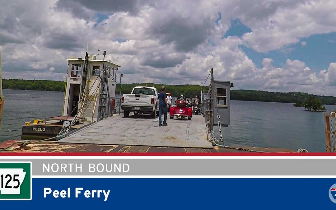 Arkansas Highway 125 – Peel Ferry