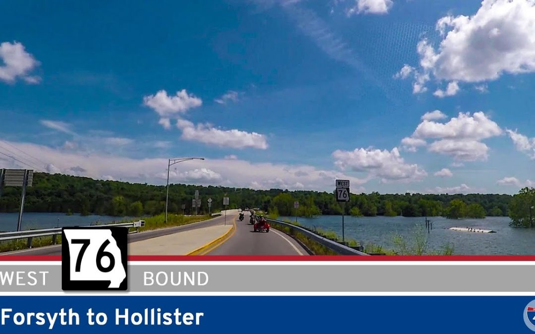 Missouri State Route 76 – Forsyth to Hollister