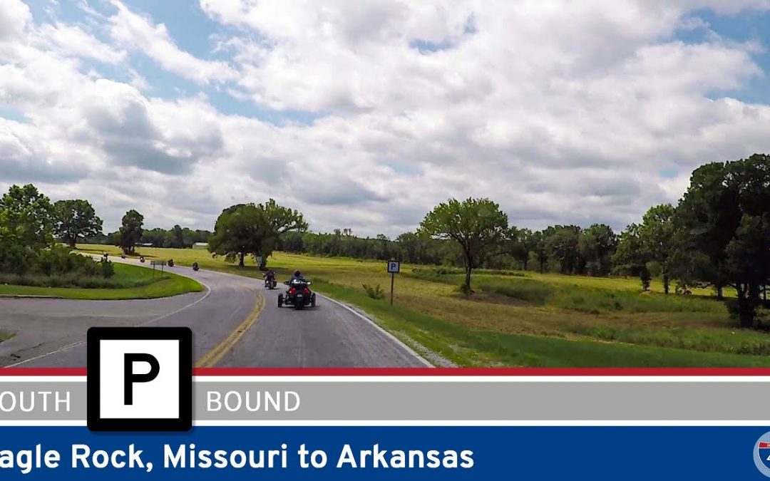 Missouri State Route P – Eagle Rock to Arkansas