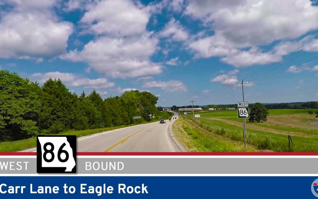 Missouri State Route 86 – Carr Lane to Eagle Rock