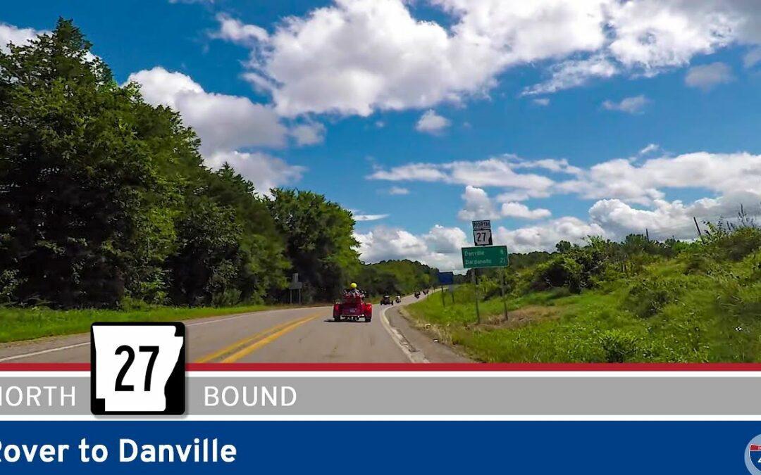 Arkansas Highway 27 – Rover to Danville