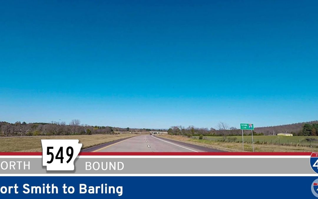Interstate 49 – Fort Smith to Barling – Arkansas