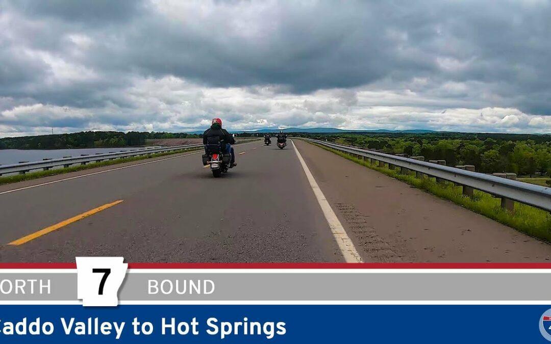 Scenic Arkansas Highway 7 – Caddo Valley to Hot Springs