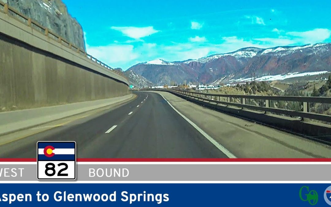 Colorado Highway 82: Aspen to Glenwood Springs