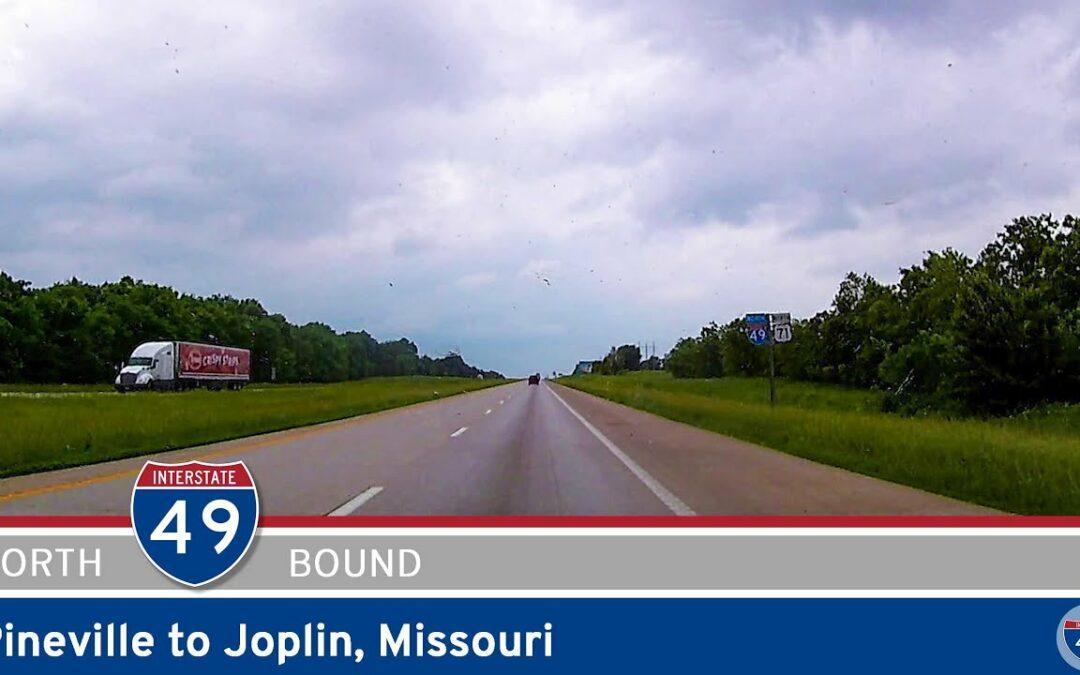 Interstate 49: Pineville to Joplin – Missouri