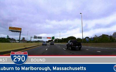 Interstate 290: Auburn to Marlborough – Massachusetts