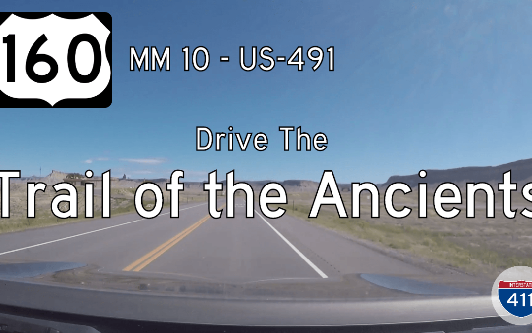 US Highway 160 – Mile 10 – US Highway 491 – Colorado