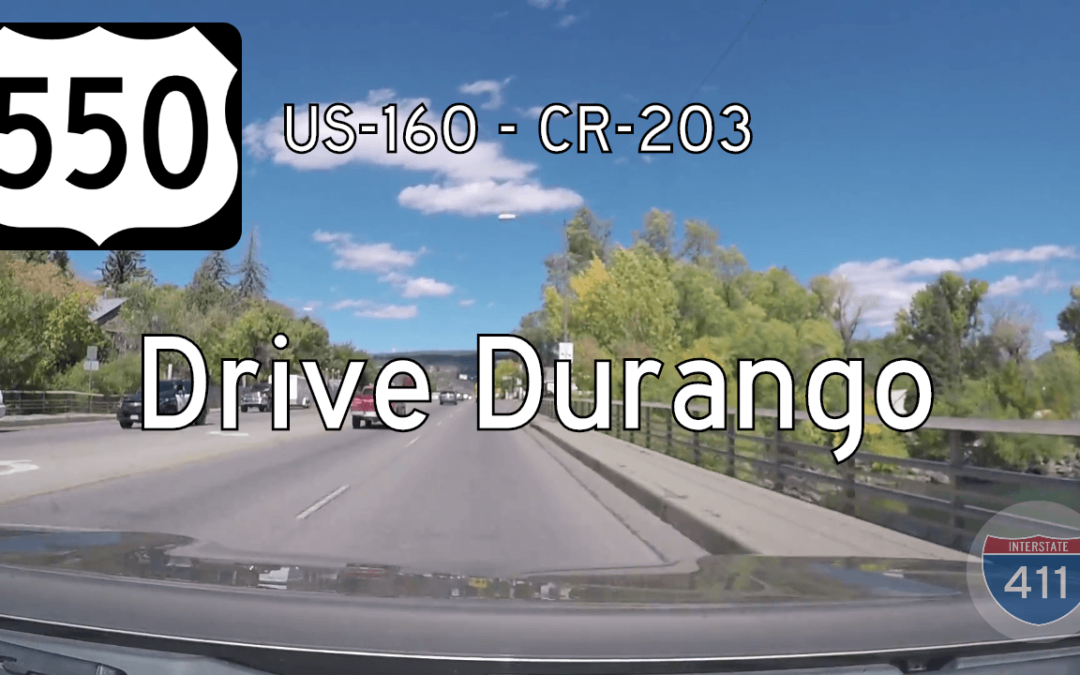 U.S. Highway 550 – Durango – Colorado