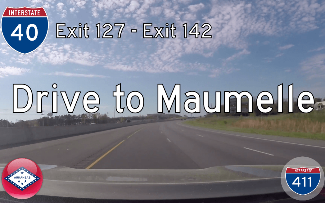 Interstate 40 – Conway to Maumelle – Arkansas