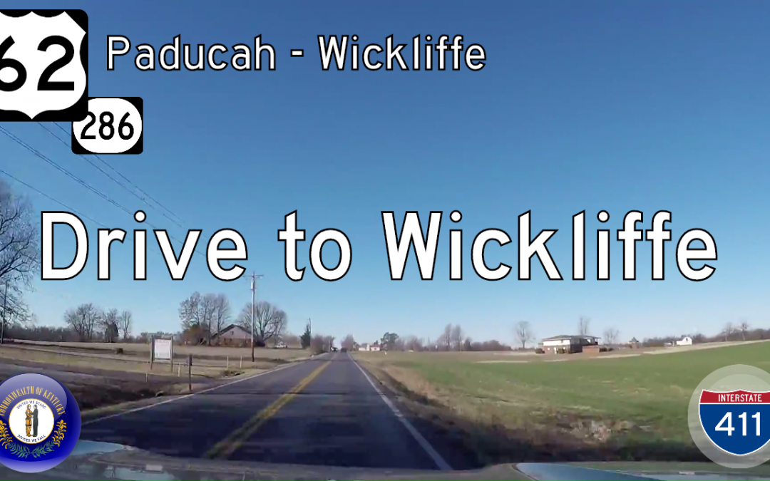 U.S. Highway 62 / KY Highway 268 – Paducah to Wickliffe – Kentucky