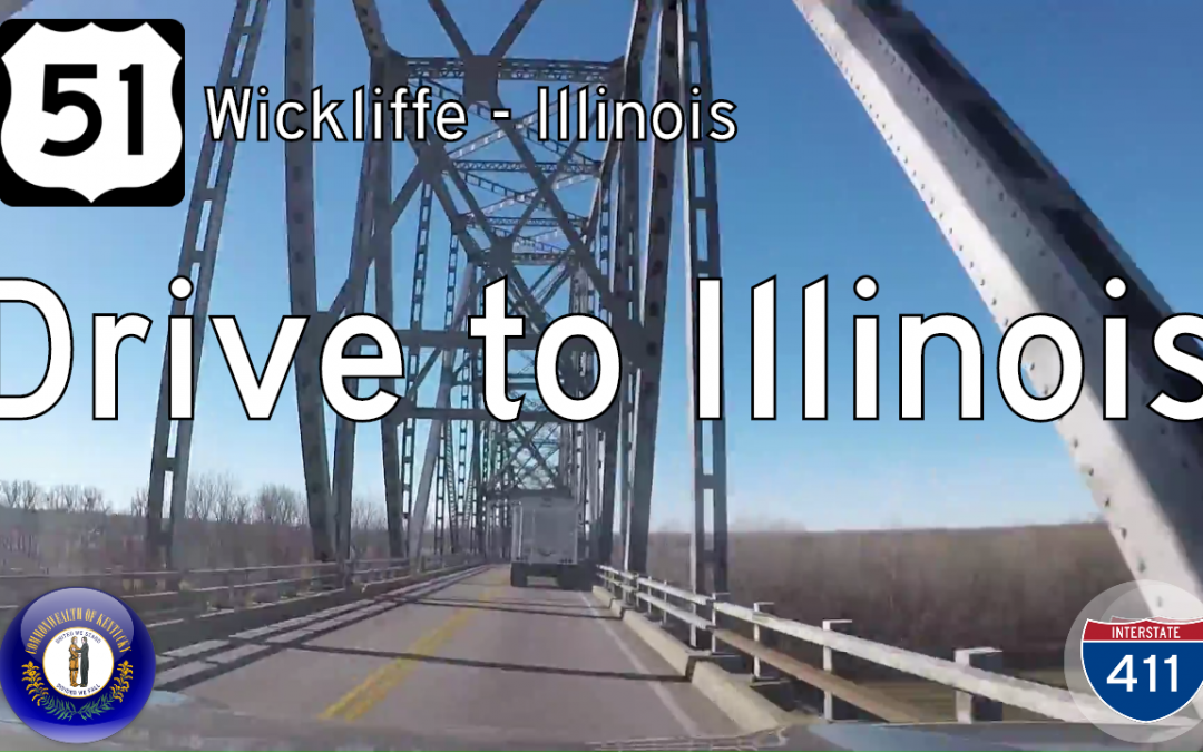 US Highway 51 – Wickliffe – Illinois State Line