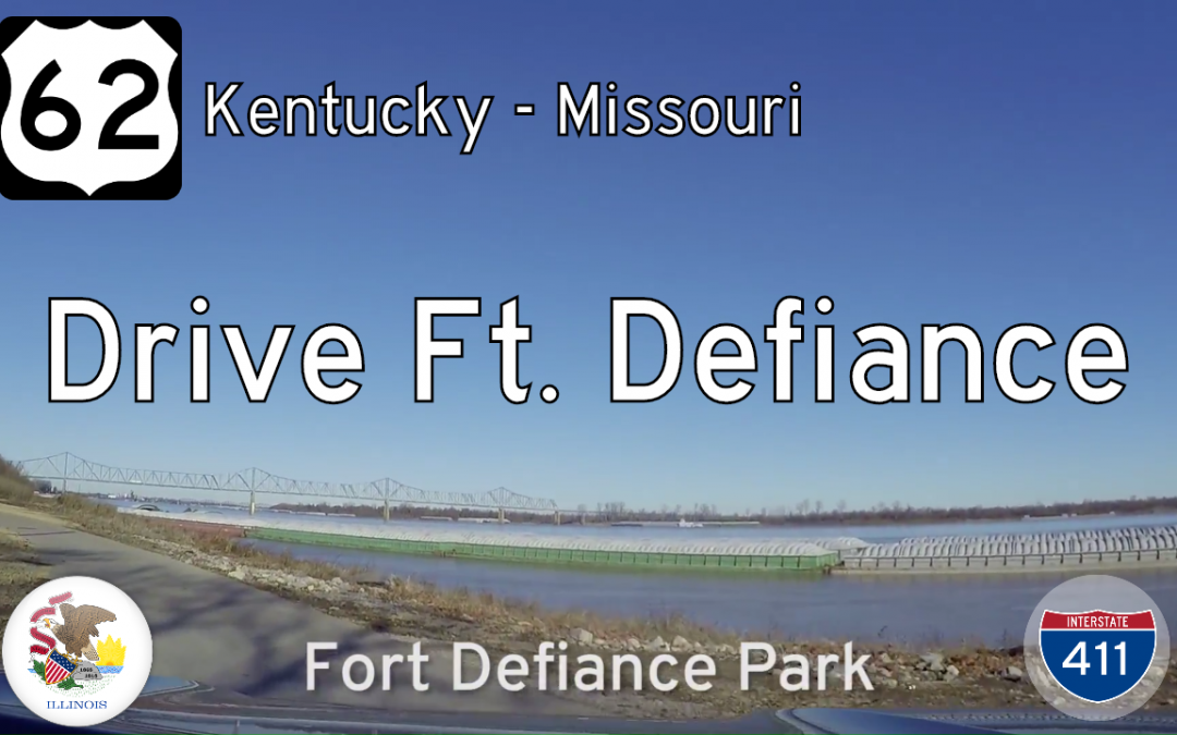 U.S. Highway 62 – Fort Defiance Park – Illinois