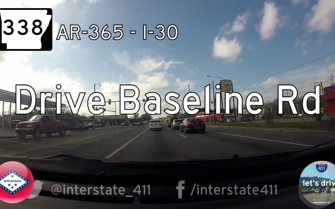 Arkansas Highway 338 – Baseline Rd – Arch St to Interstate 30