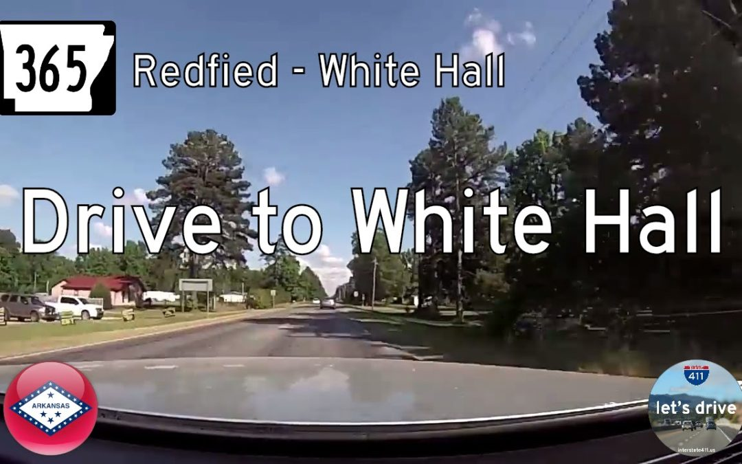 Arkansas Highway 365 – Redfield – White Hall
