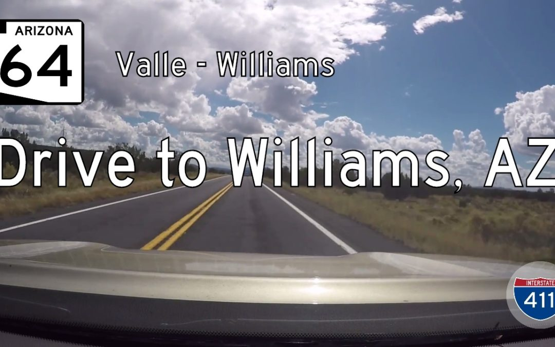 Arizona Highway 64 – Valle – Williams