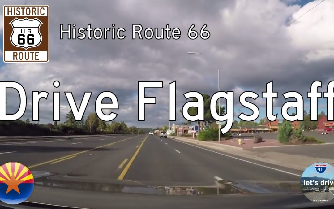 Historic Route 66 – Flagstaff – Arizona