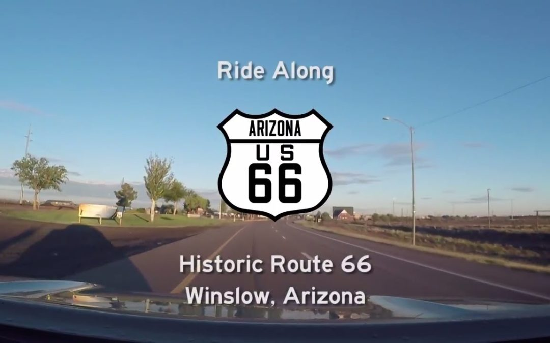 Historic Route 66 – Winslow – Arizona