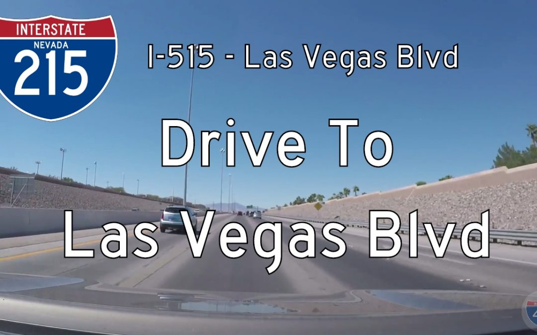 Interstate 215 – Interstate 515 – Mile 12 – Nevada