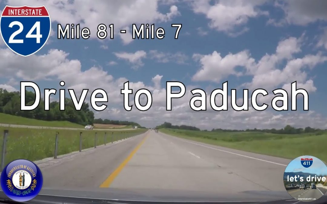 Interstate 24 – Hopkinsville to Paducah – Kentucky