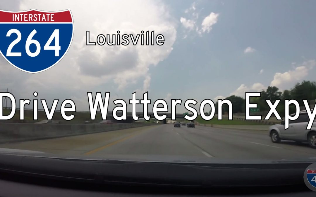 Interstate 264 – Mile 23 – Mile 11 – Kentucky
