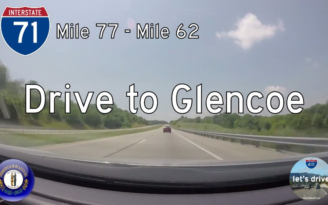 Interstate 71 – Mile 77 – Mile 62 – Kentucky