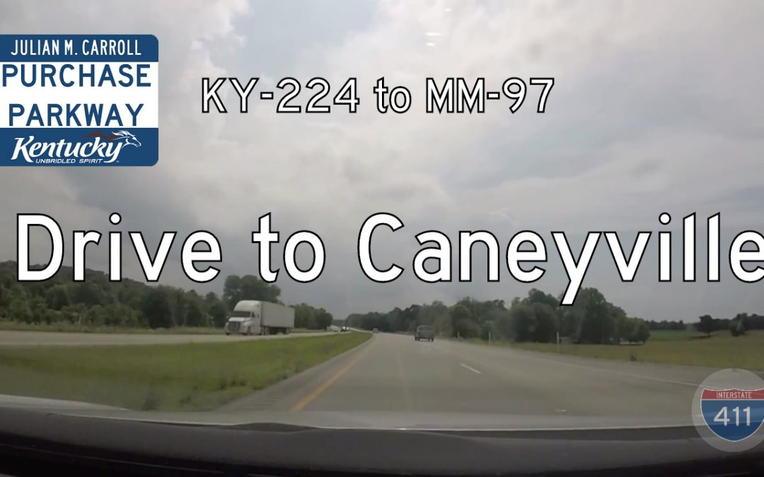 Western Kentucky Parkway – Clarkson to Caneyville – Kentucky
