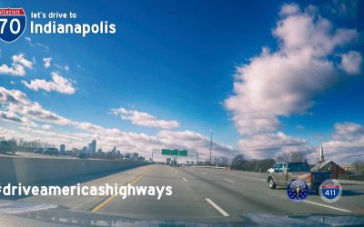 Interstate 70 – Richmond to Indianapolis – Indiana