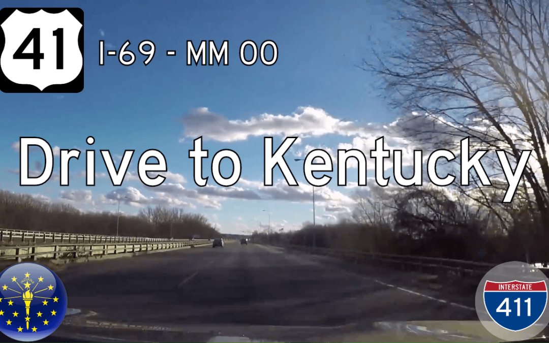 U.S. Highway 41 – Interstate 69 – Kentucky – Indiana