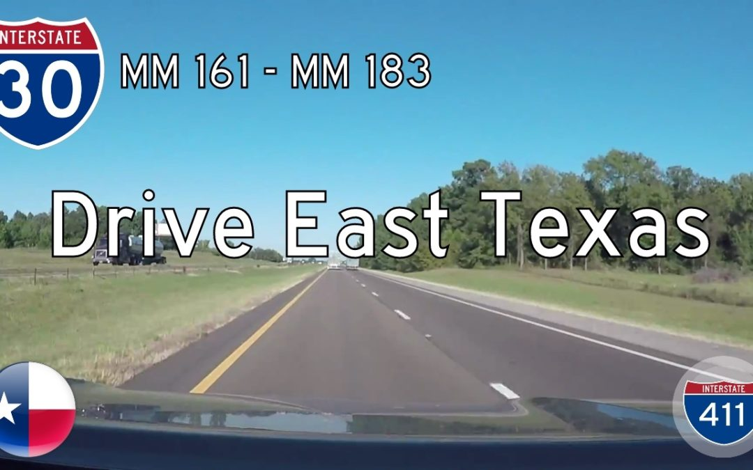 Interstate 30 – Mile 161 – Mile 183 – Texas