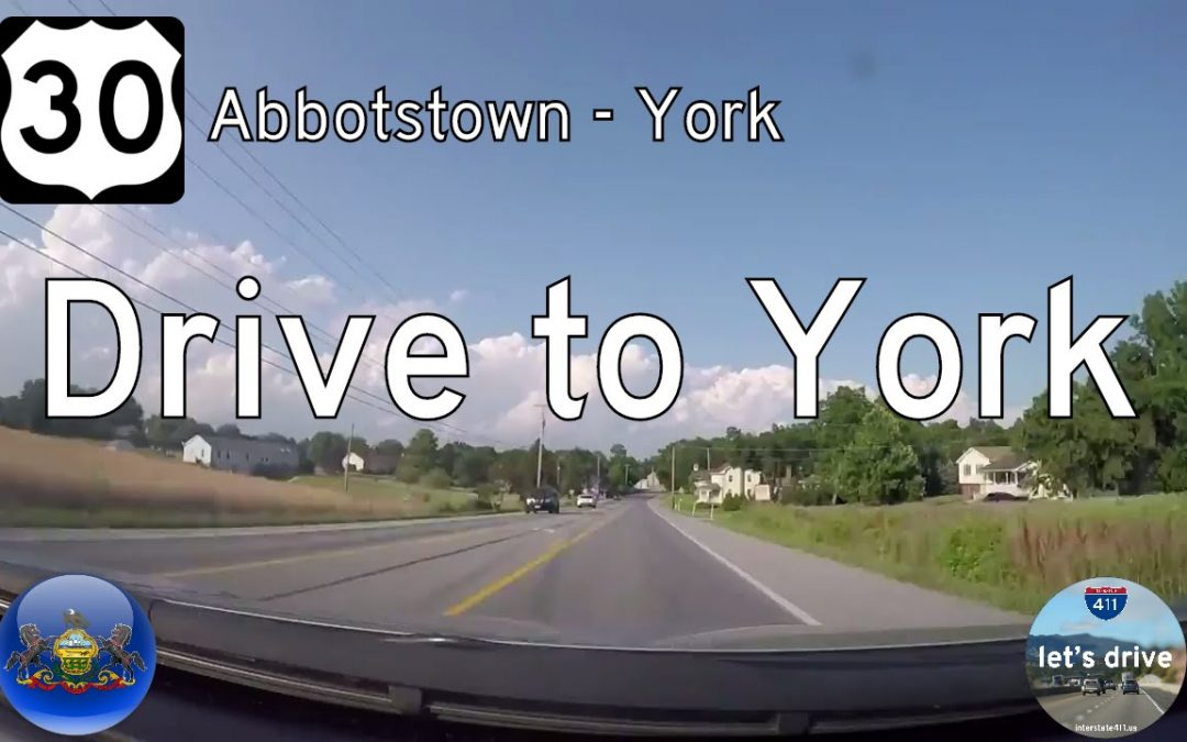 U.S. Highway 30 – Abbotstown – York – Pennsylvania