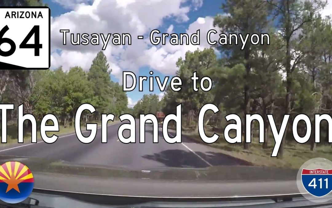 Arizona Highway 64 – Tusayan – Grand Canyon