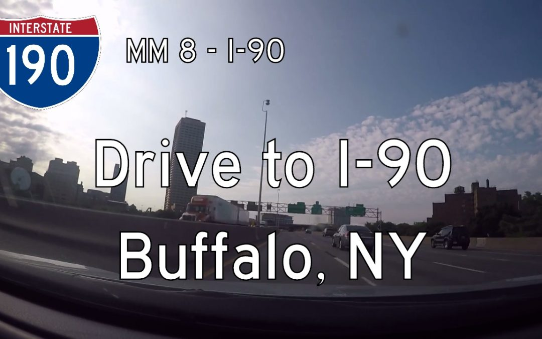 Interstate 190 in Buffalo – New York