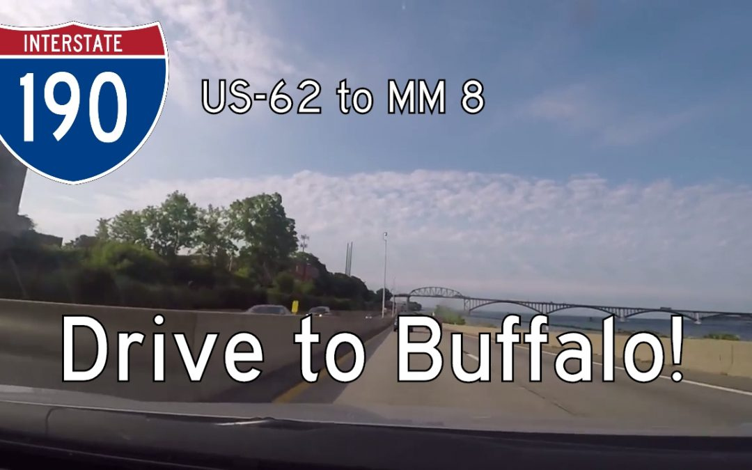 Interstate 190 – Niagara Falls to Buffalo – New York