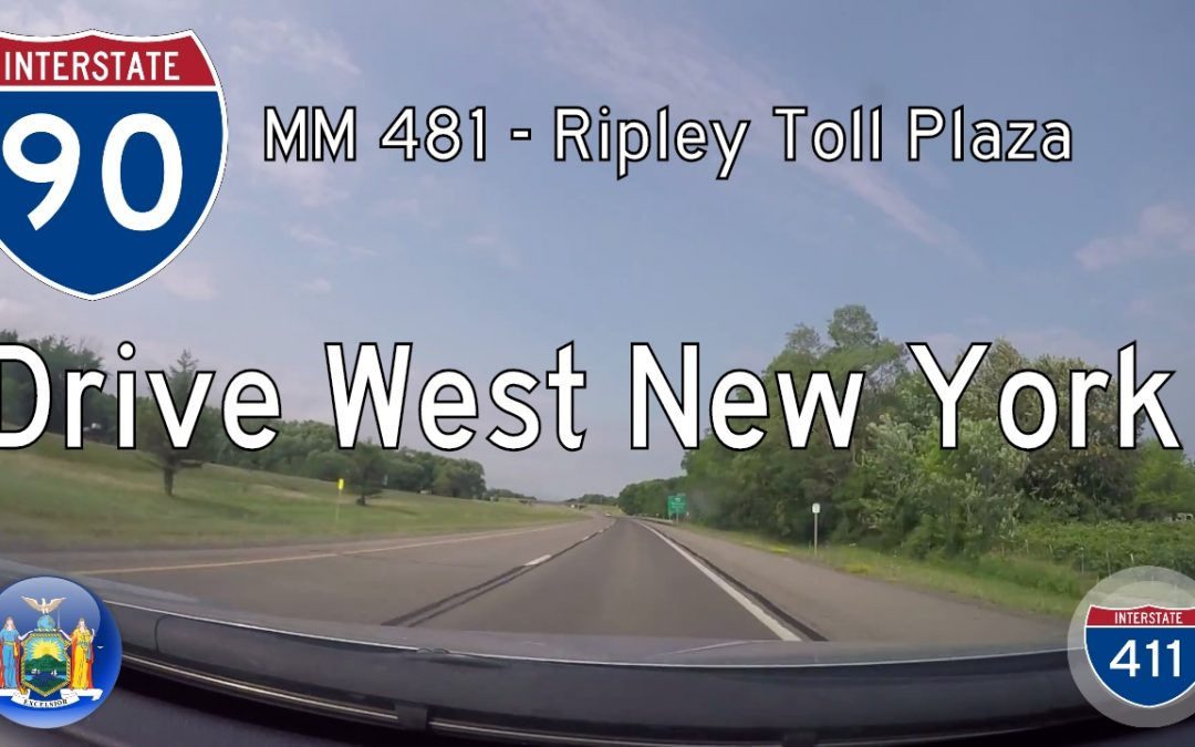 Interstate 90 – Mile 481 – Mile 494 – New York