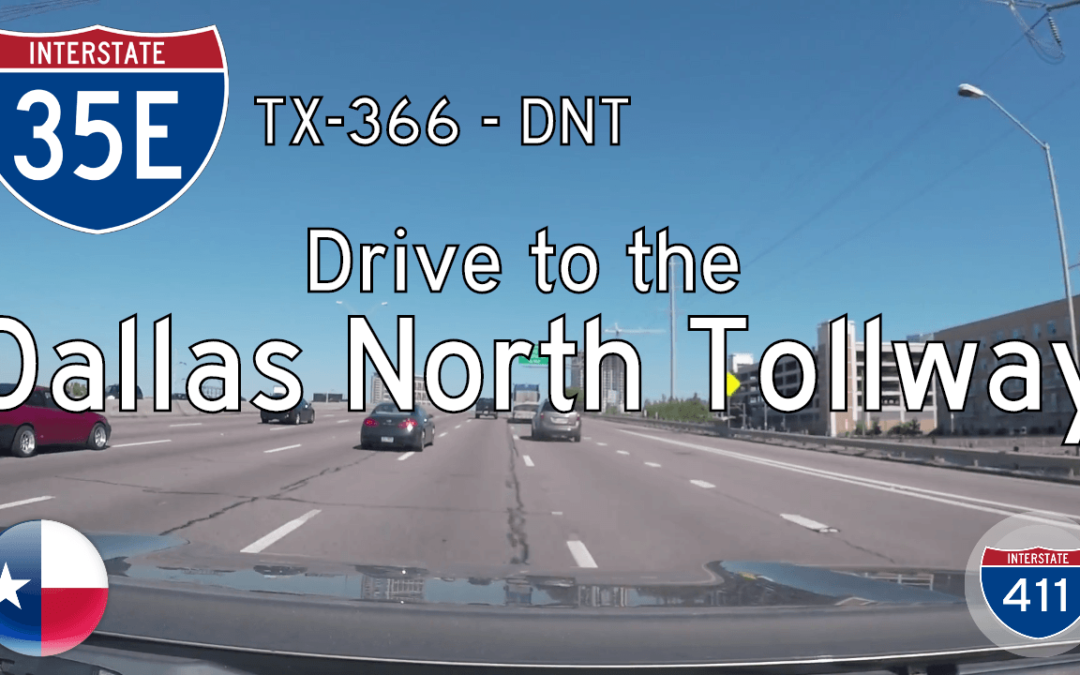 Interstate 35E – Texas Highway 366 – Dallas North Tollway – Texas