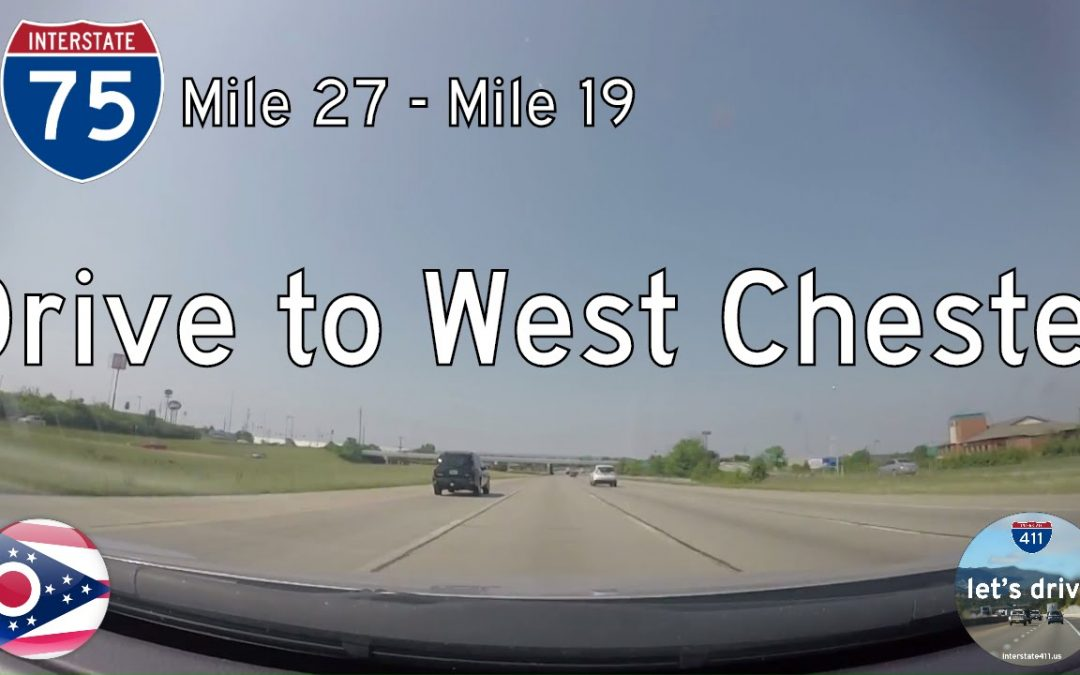 Interstate 75 – Middletown to West Chester – Ohio