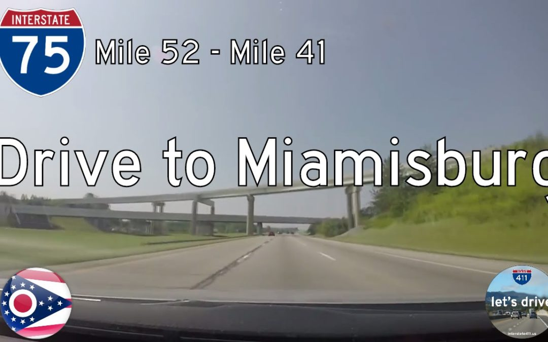 Interstate 75 – Dayton to Miamisburg – Ohio