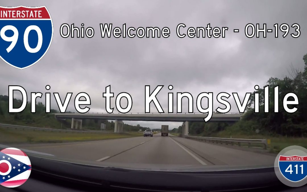 Interstate 90 – Mile 242 – Mile 235 – Ohio