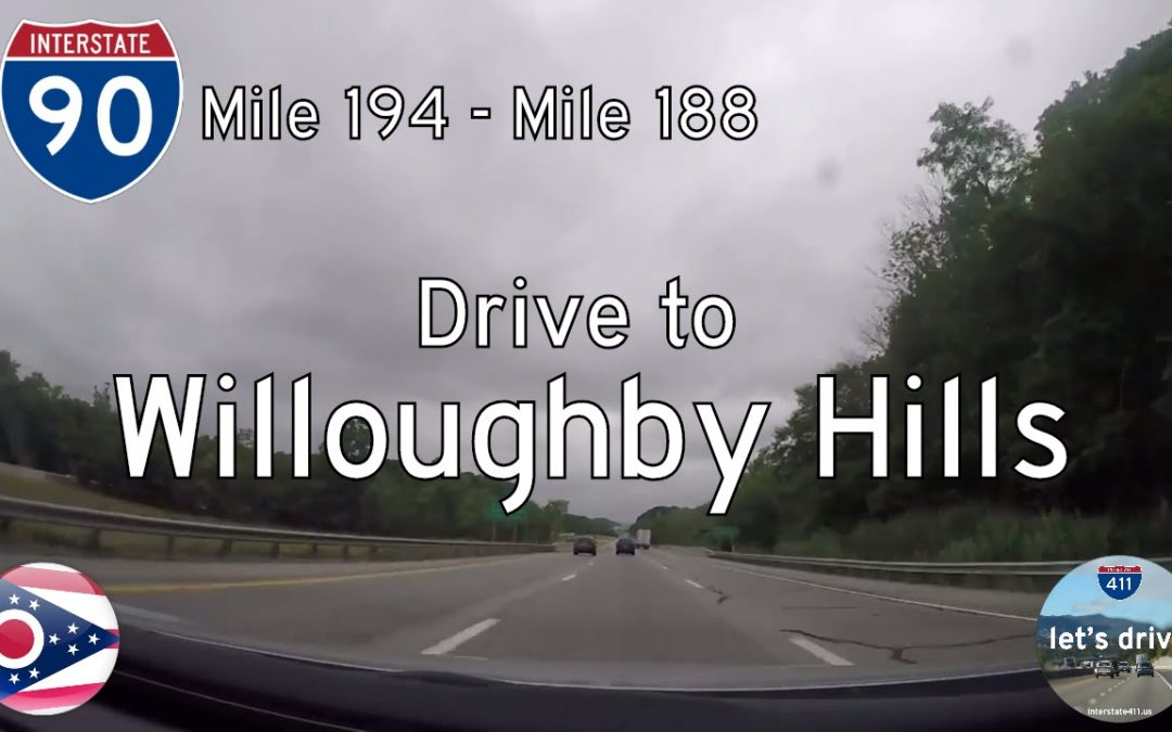 Interstate 90 – Mile 194 – Mile 188 – Ohio