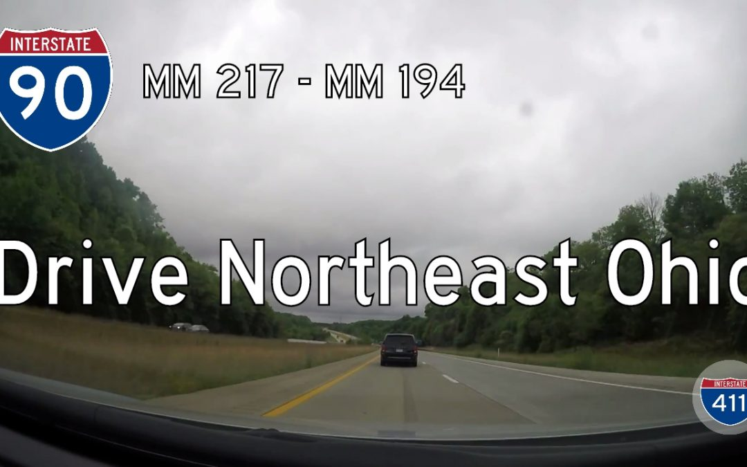 Interstate 90 – Mile 217 to Mile 194