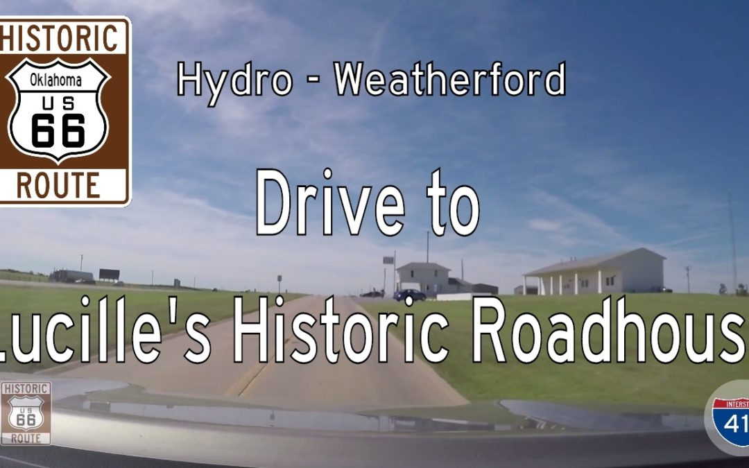 Historic Route 66 – Hydro to Weatherford – Oklahoma