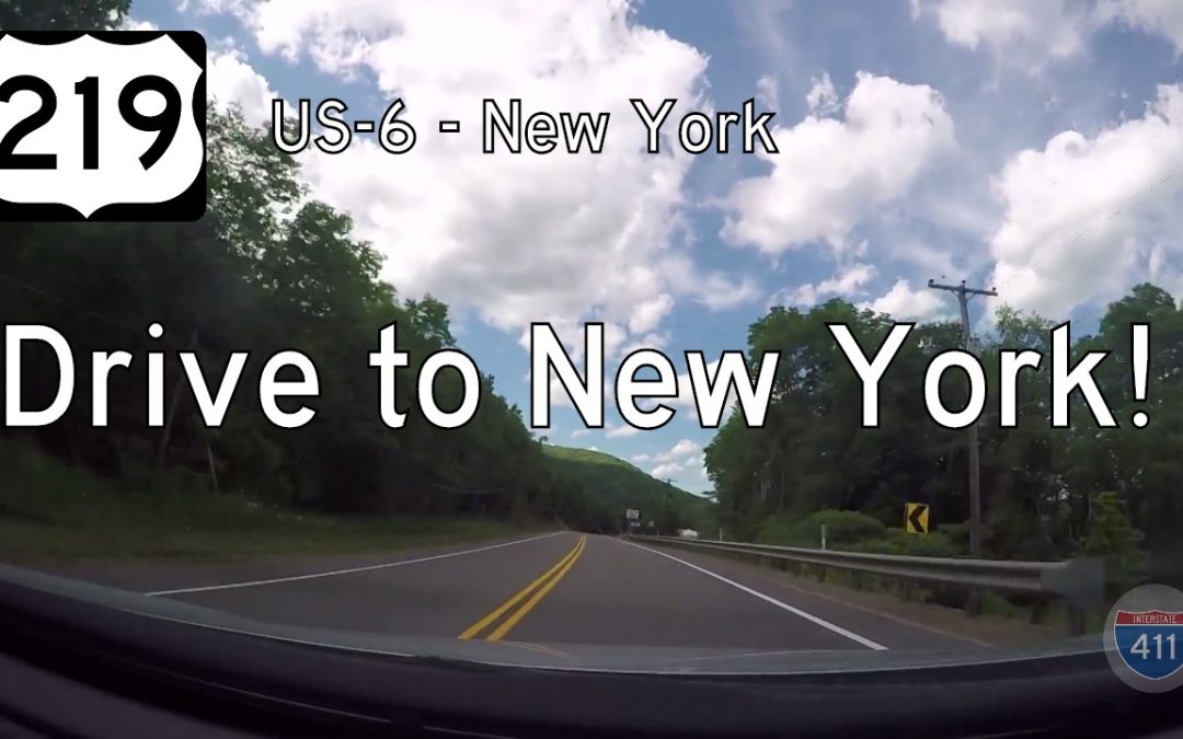 U.S. Highway 219 – U.S. Highway 6 to New York – Pennsylvania