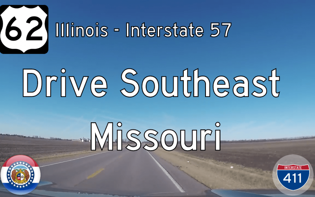 U.S. Highway 62 – Illinois to Charleston – Missouri