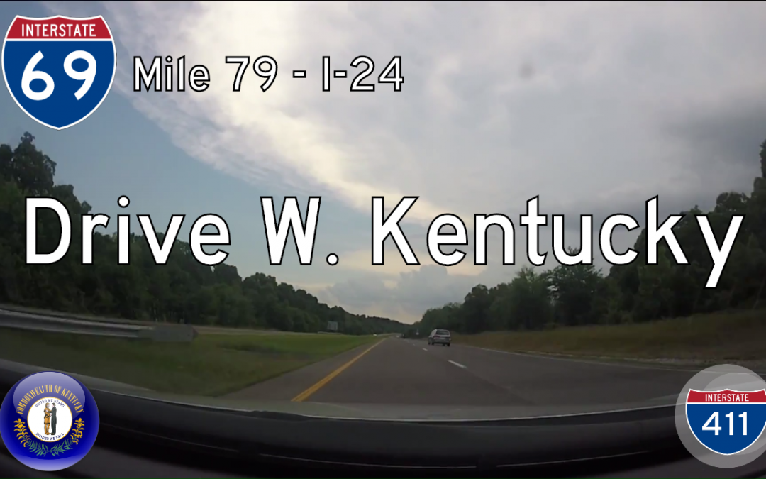 Interstate 69 – Mile 79 to Mile 68 – Kentucky